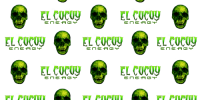 El Cucuy Energy step and repeat white media wall