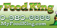 My Food King Banner 2